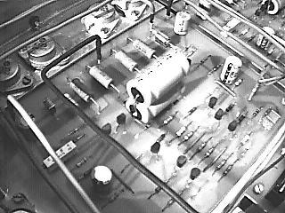 Afb. 6: De gemonteerde print